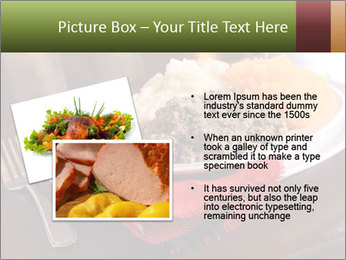 Table Setting PowerPoint Template - Slide 20
