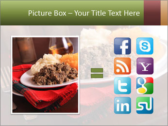 Table Setting PowerPoint Template - Slide 21