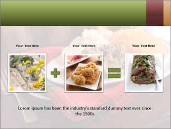 Table Setting PowerPoint Template - Slide 22