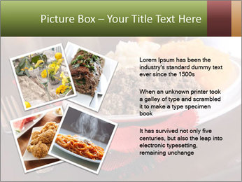 Table Setting PowerPoint Templates - Slide 23