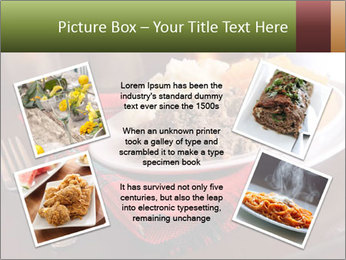 Table Setting PowerPoint Templates - Slide 24