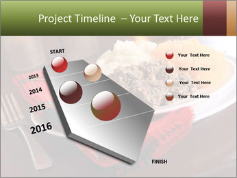Table Setting PowerPoint Templates - Slide 26