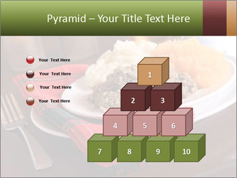 Table Setting PowerPoint Templates - Slide 31