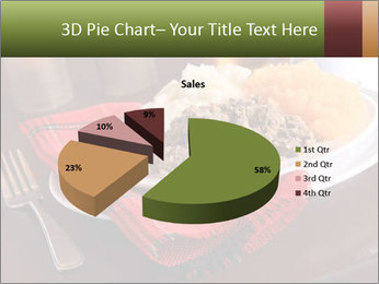 Table Setting PowerPoint Templates - Slide 35
