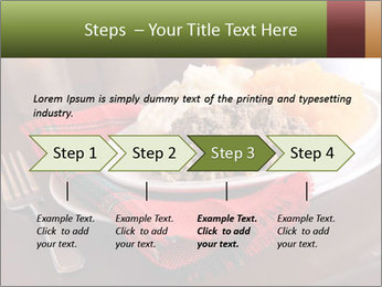Table Setting PowerPoint Template - Slide 4