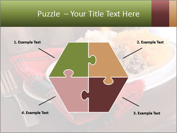Table Setting PowerPoint Template - Slide 40