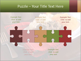 Table Setting PowerPoint Template - Slide 41