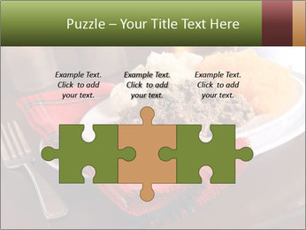 Table Setting PowerPoint Template - Slide 42