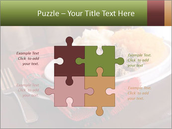 Table Setting PowerPoint Templates - Slide 43