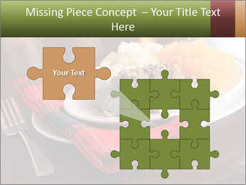 Table Setting PowerPoint Templates - Slide 45