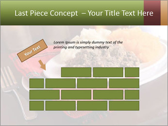 Table Setting PowerPoint Template - Slide 46