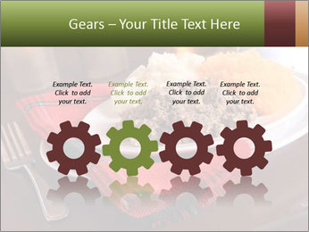 Table Setting PowerPoint Templates - Slide 48