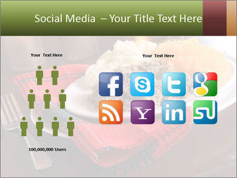 Table Setting PowerPoint Templates - Slide 5