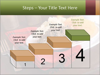 Table Setting PowerPoint Template - Slide 64