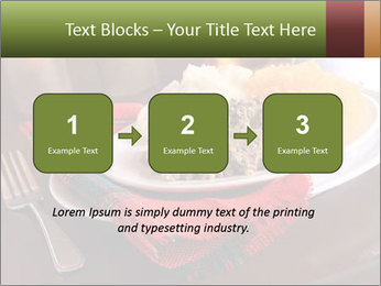 Table Setting PowerPoint Templates - Slide 71