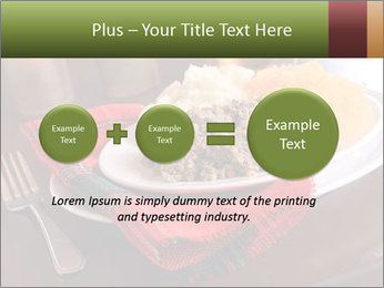 Table Setting PowerPoint Template - Slide 75