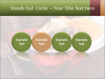 Table Setting PowerPoint Template - Slide 76