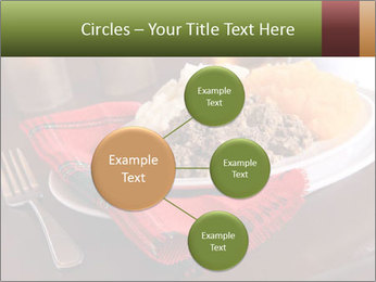 Table Setting PowerPoint Template - Slide 79