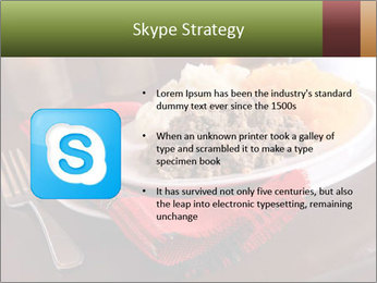 Table Setting PowerPoint Template - Slide 8
