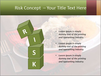 Table Setting PowerPoint Templates - Slide 81