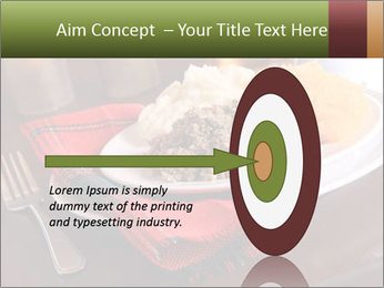 Table Setting PowerPoint Template - Slide 83