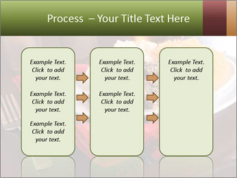 Table Setting PowerPoint Template - Slide 86
