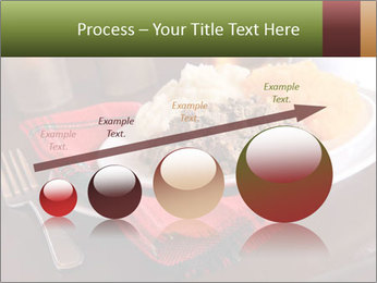 Table Setting PowerPoint Template - Slide 87
