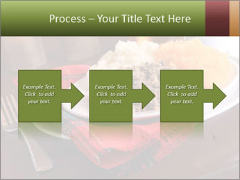 Table Setting PowerPoint Template - Slide 88