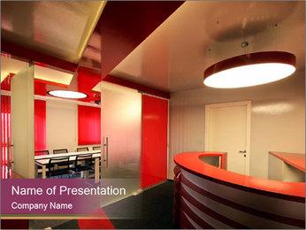 Modern interior PowerPoint Templates - Slide 1