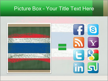 Chalky national flag PowerPoint Templates - Slide 21