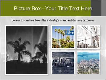 Hollywood PowerPoint Template - Slide 19