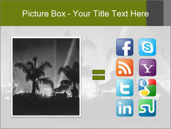 Hollywood PowerPoint Template - Slide 21