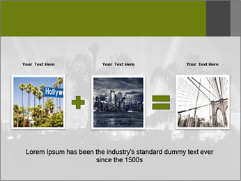 Hollywood PowerPoint Templates - Slide 22