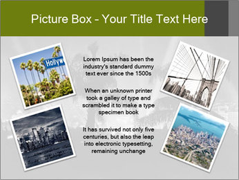 Hollywood PowerPoint Templates - Slide 24