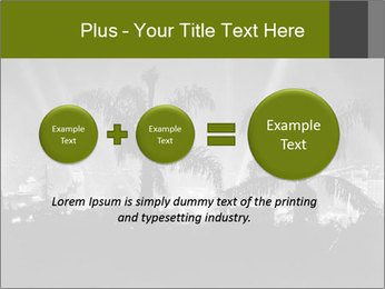 Hollywood PowerPoint Templates - Slide 75