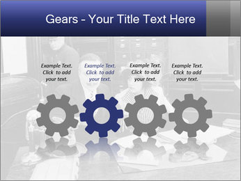Transfixed PowerPoint Template - Slide 48