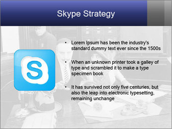 Transfixed PowerPoint Template - Slide 8
