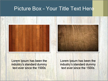 Wood planks PowerPoint Templates - Slide 18