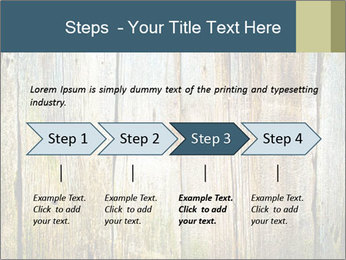 Wood planks PowerPoint Templates - Slide 4