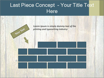 Wood planks PowerPoint Templates - Slide 46