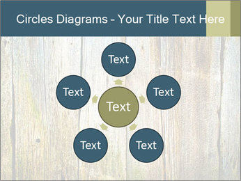Wood planks PowerPoint Templates - Slide 78
