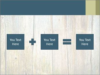 Wood planks PowerPoint Templates - Slide 95
