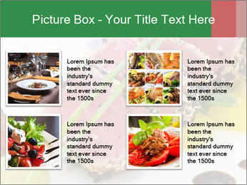 Tuna fillet PowerPoint Template - Slide 14