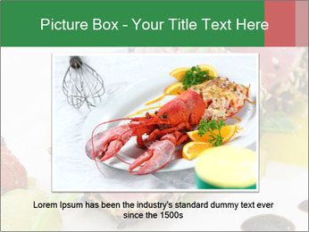 Tuna fillet PowerPoint Template - Slide 16