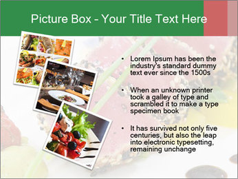Tuna fillet PowerPoint Template - Slide 17