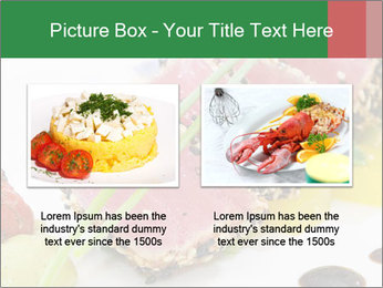 Tuna fillet PowerPoint Template - Slide 18