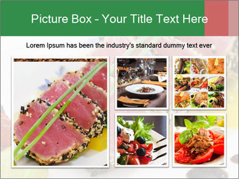 Tuna fillet PowerPoint Template - Slide 19