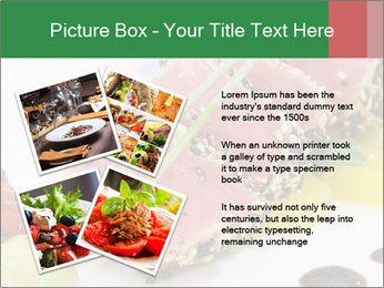 Tuna fillet PowerPoint Template - Slide 23