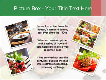 Tuna fillet PowerPoint Template - Slide 24