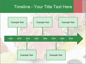 Tuna fillet PowerPoint Template - Slide 28